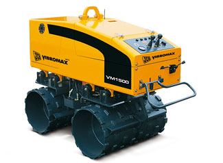 Trench compactor Hire