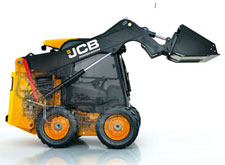 plant hire skid steers and track loaders
